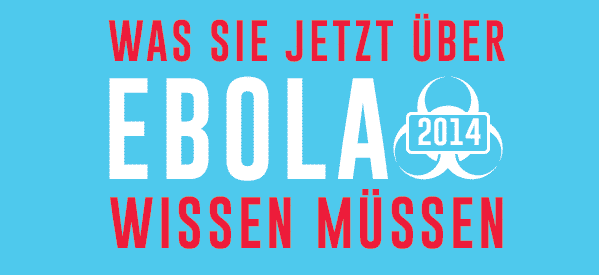 Ebola-Virus 2014 - Infografik