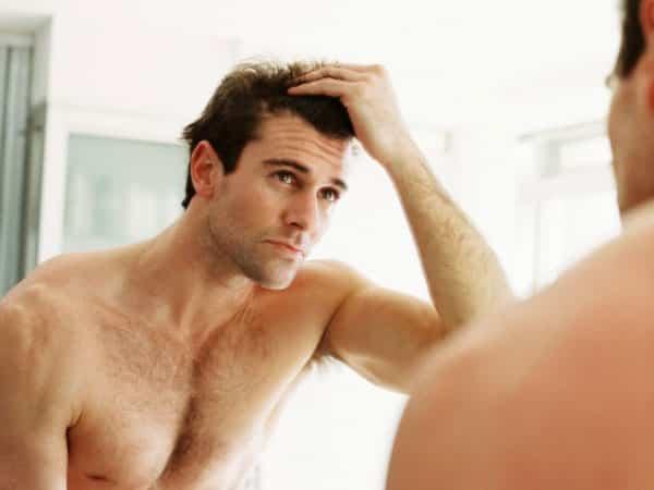 Was tun gegen Haarausfall